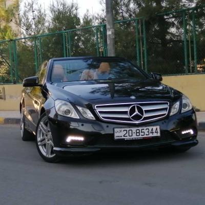 Mercedes Benz E250 2011