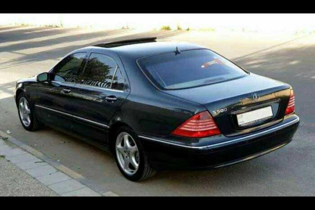 Mercedes Benz S320 2002