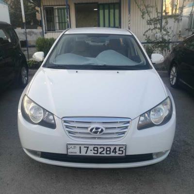Hyundai Avante 2010