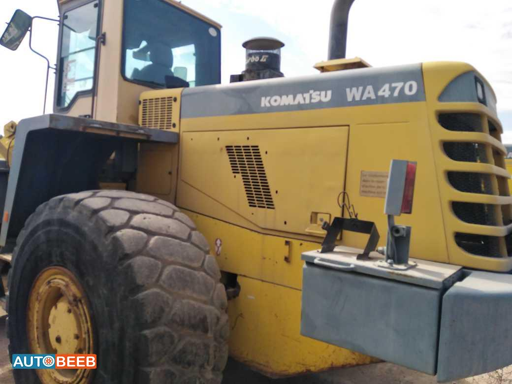 Wheel Loader Komatsu 1997