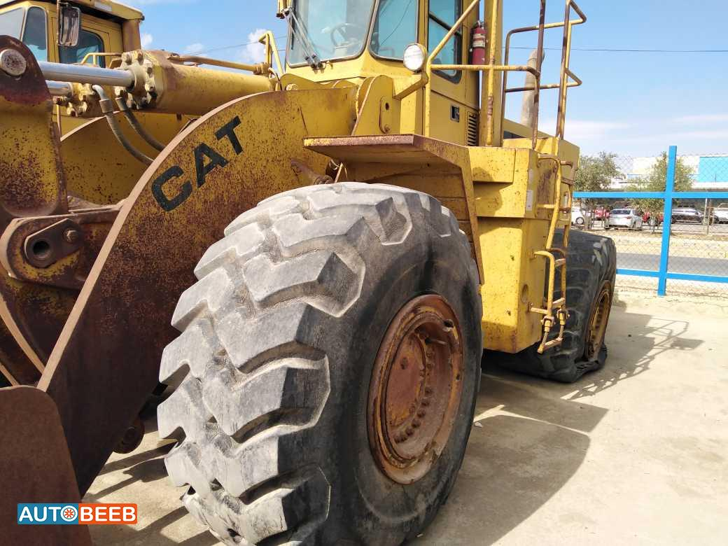 Wheel Loader Caterpillar 1984