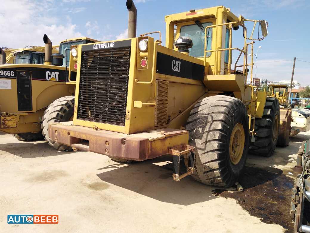 Wheel Loader Caterpillar 1983