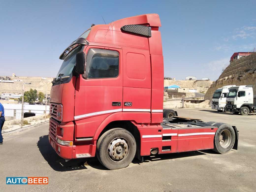 Tractor Unit Volvo 1996
