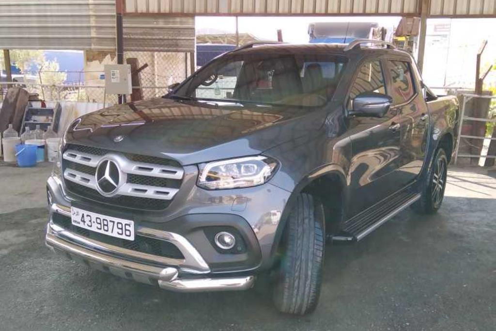 Mercedes Benz X250 2018
