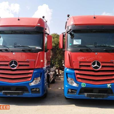 Chassis Mercedes Benz 2015