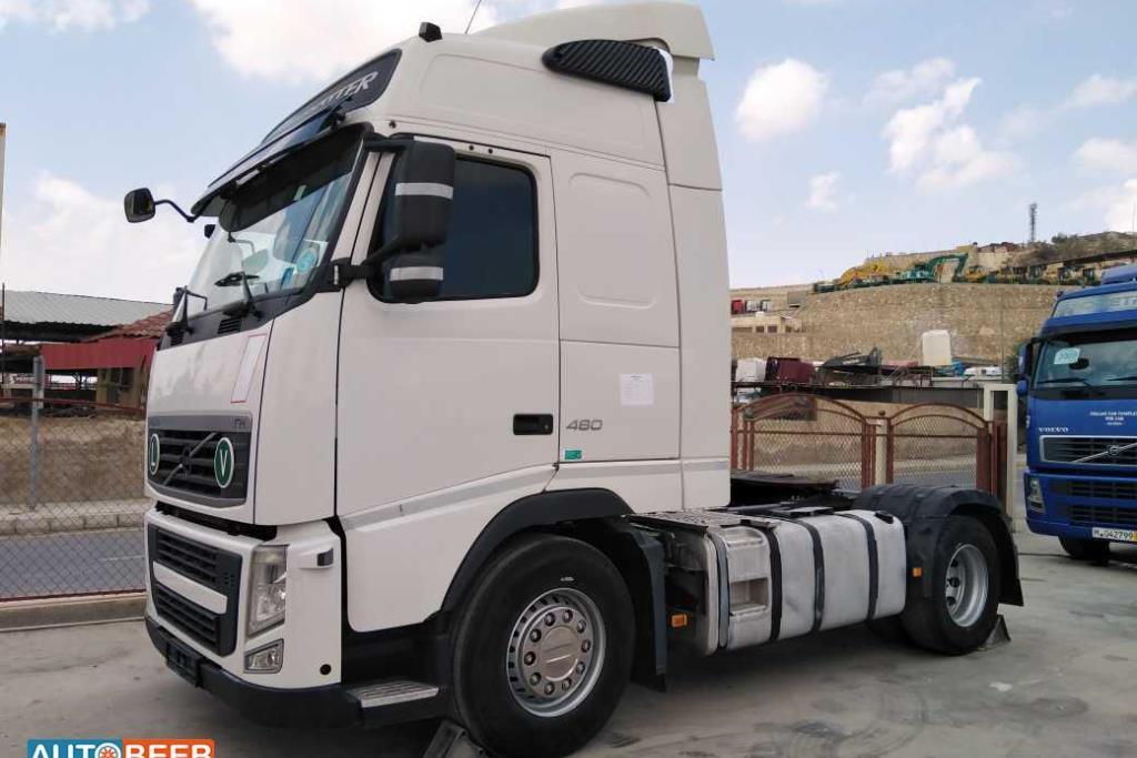 Tractor Unit Volvo 2012