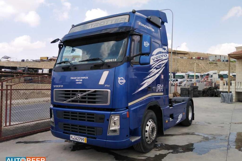 Tractor Unit Volvo 2008