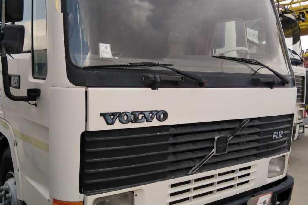 Tractor Unit Volvo 1991