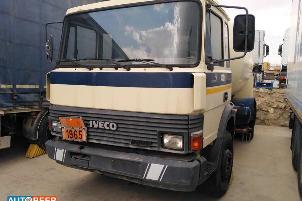 Tank Iveco 1991
