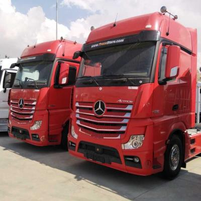 Tractor Unit Mercedes Benz 2014