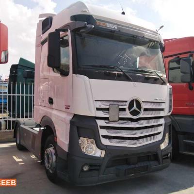 Tractor Unit Mercedes Benz 2012