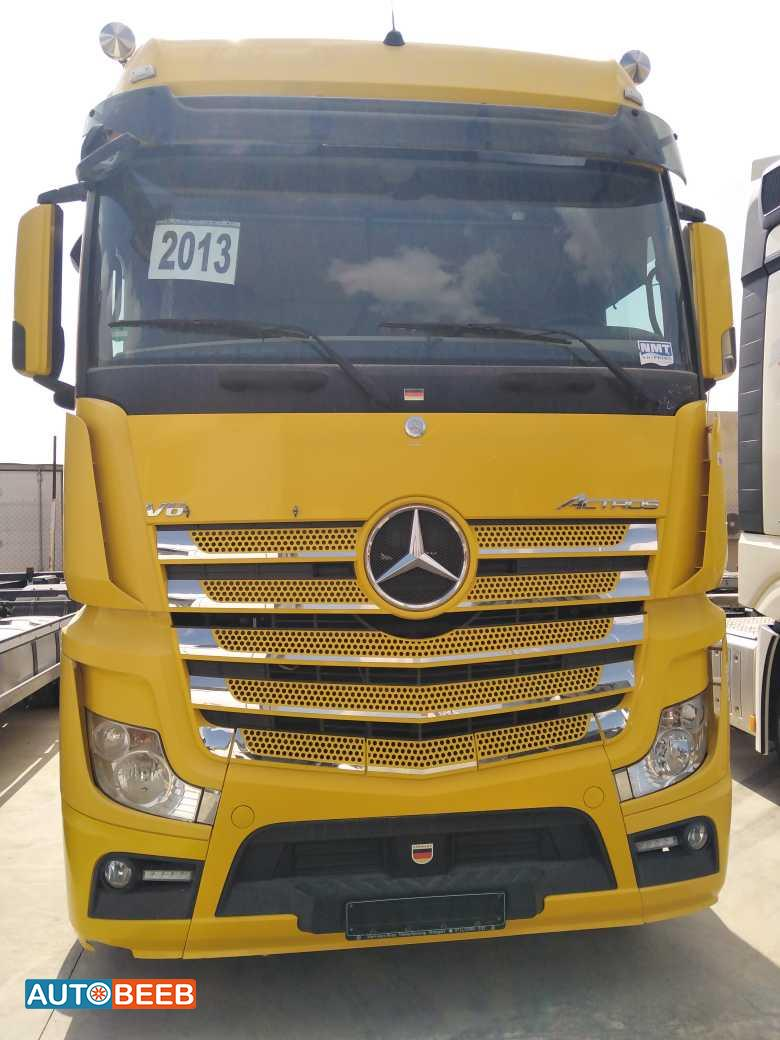 Chassis Mercedes Benz 2013