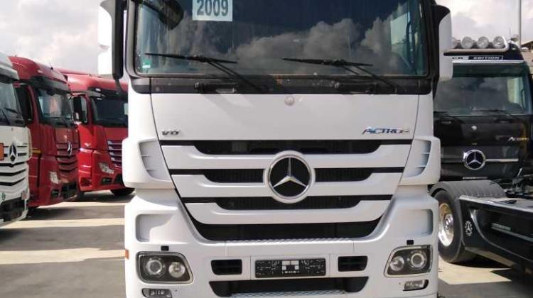 Chassis Mercedes Benz 2009