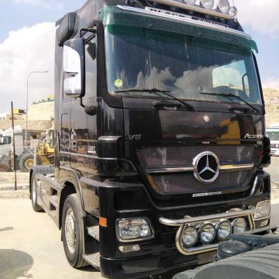 Tractor Unit Mercedes Benz 2005