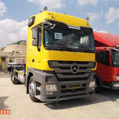 Chassis Mercedes Benz 2012
