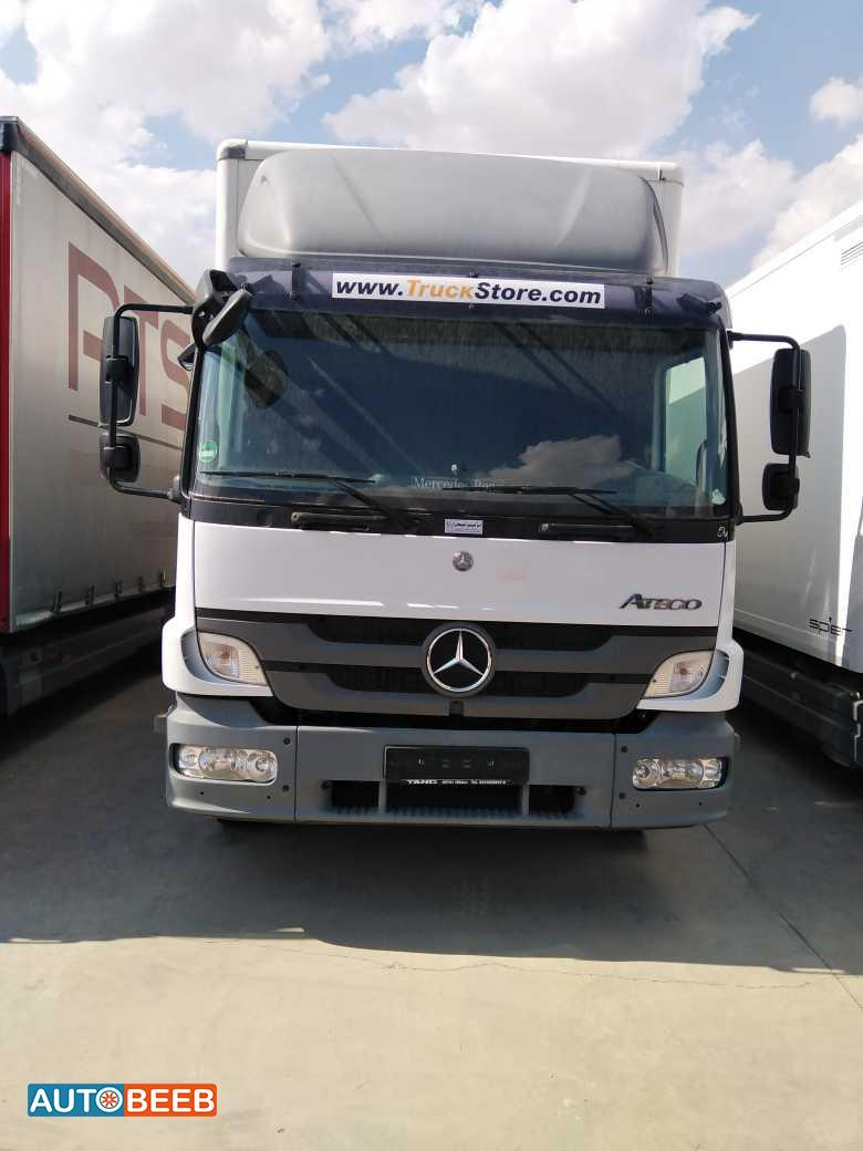 Box Mercedes Benz 2013