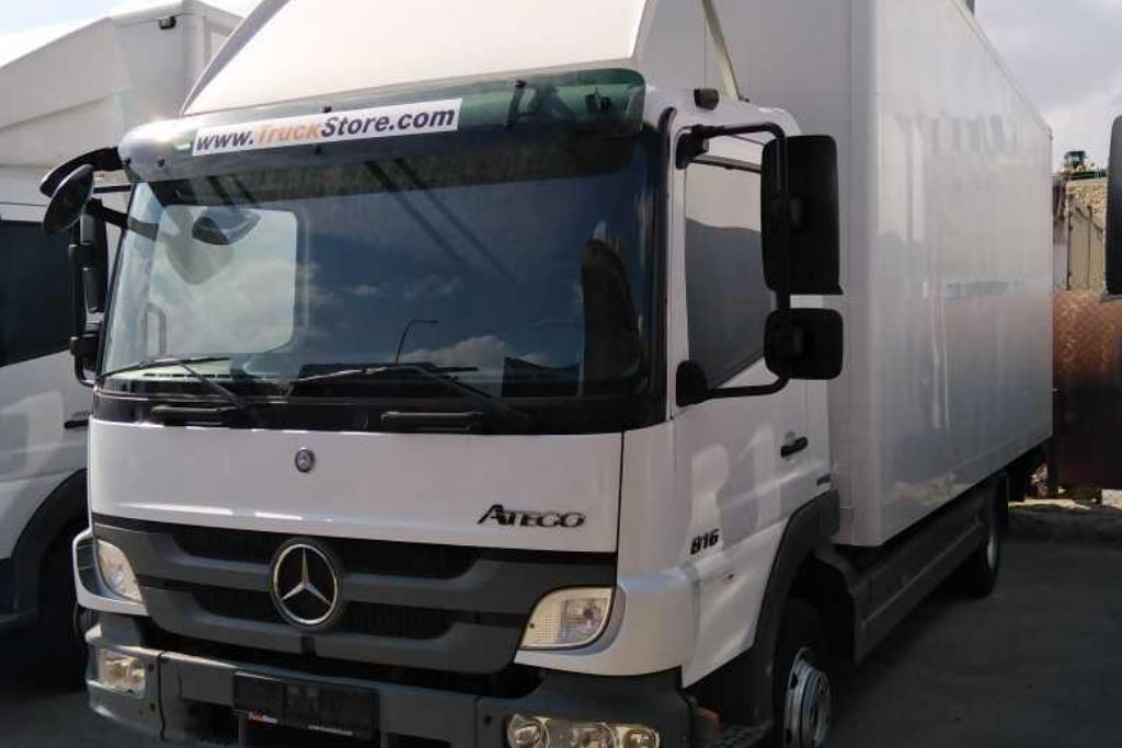 Box Mercedes Benz 2013