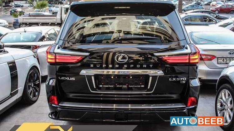Lexus LX570 2019