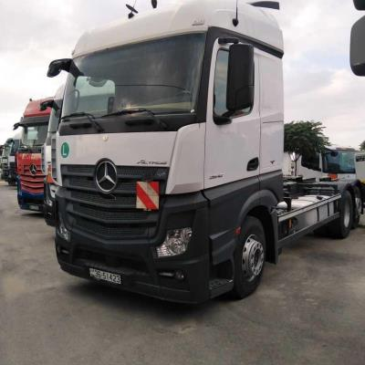 Chassis Mercedes Benz 2014