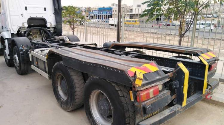 Chassis Mercedes Benz 2016
