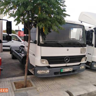 Chassis Mercedes Benz 2010