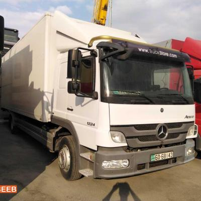 Box Mercedes Benz 2012