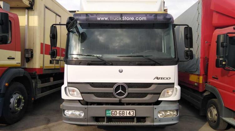 Box Mercedes Benz 2012