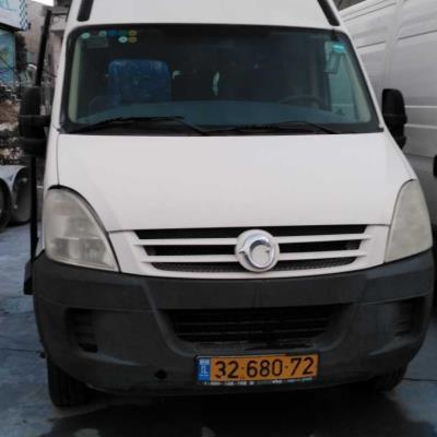 Minibus Iveco 2010