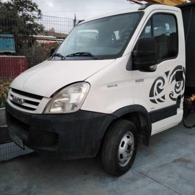 Tow Truck Iveco 2010