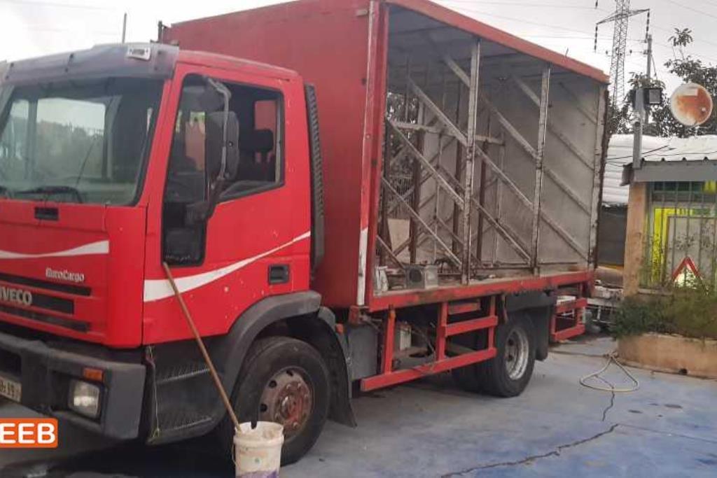 Box Iveco 2000