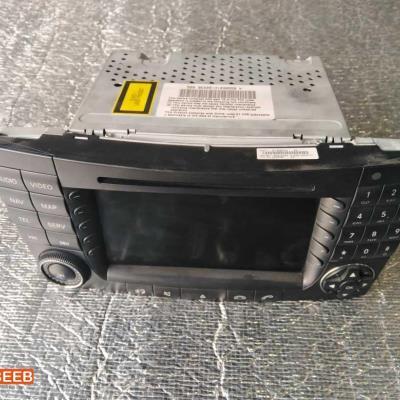 مسجل شاشة مرسيدس اي 200 2006