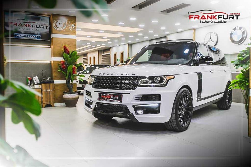 Land Rover range rover vogue 2017
