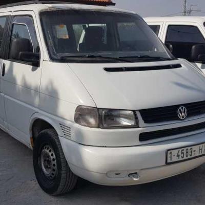 Minibus Volkswagen 2000