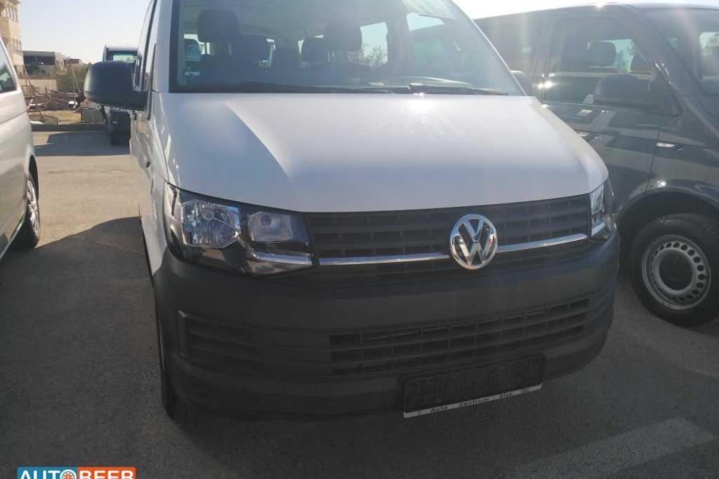 Minibus Volkswagen 2016