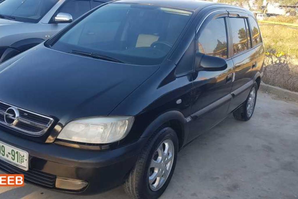 Opel Zafira 2005