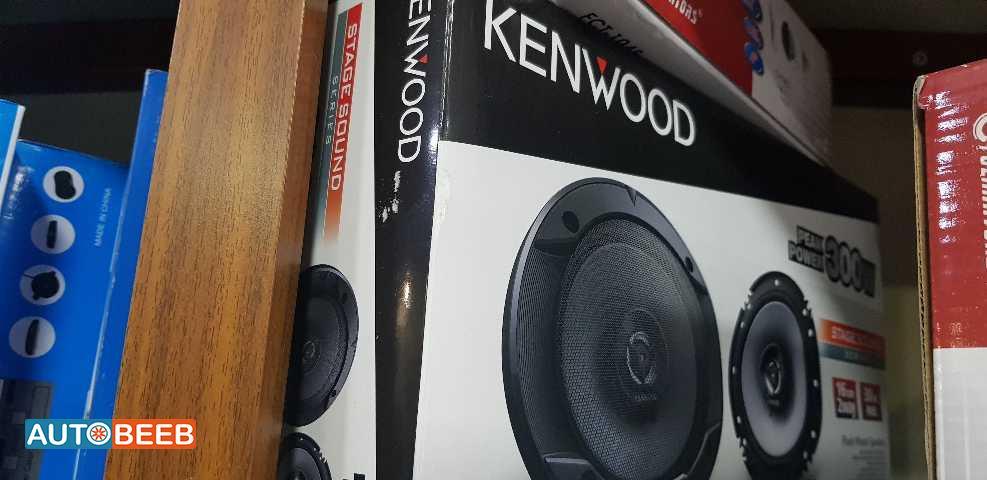 سماعة  kenwood