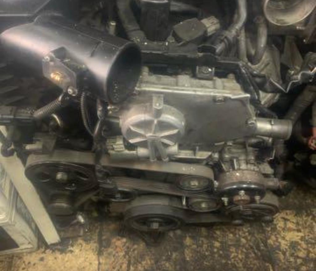 محرك نافارا بنزين QR25