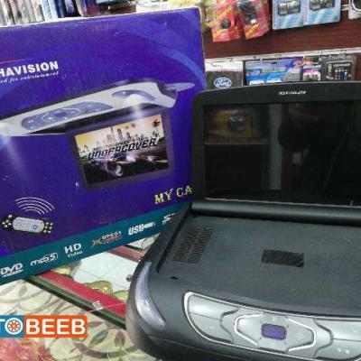 شاشة سقف DVD ضو سقف USB HD تحكم تتش