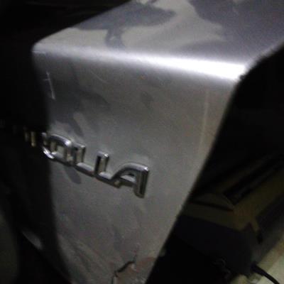 غطا صندوق خلفي تويوتا كورولا 2005