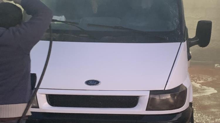 Minivan Ford 2001