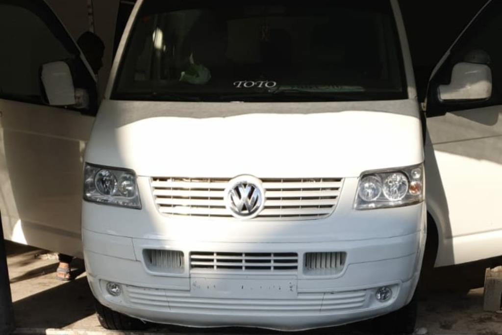 Minivan Volkswagen 2006