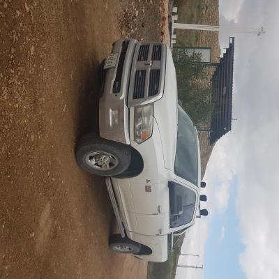 Dodge RAM 2013
