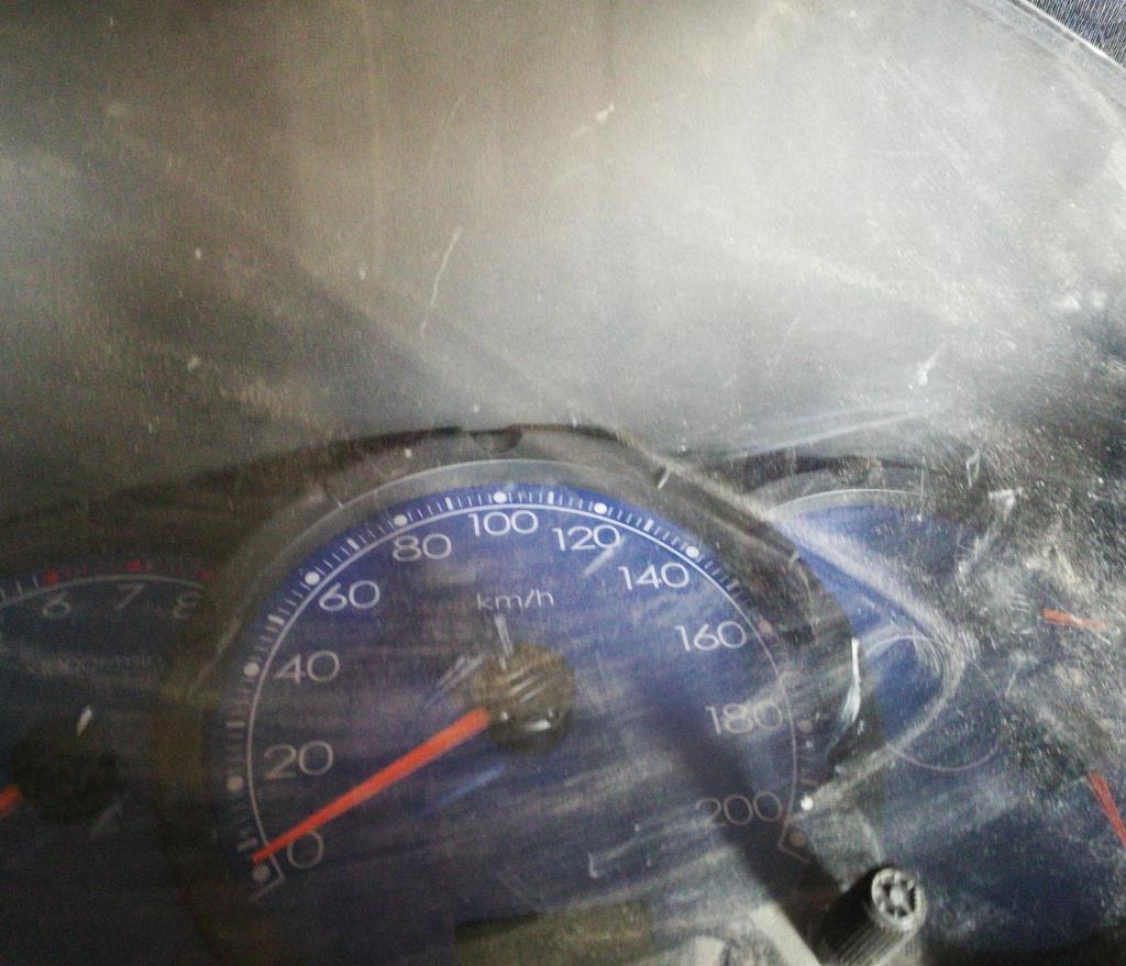 تابلو ساعات ميتسوبيشي L200 2010
