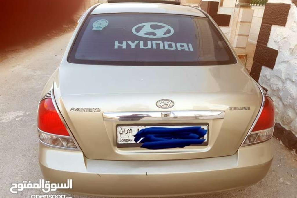 Hyundai Avante 2000