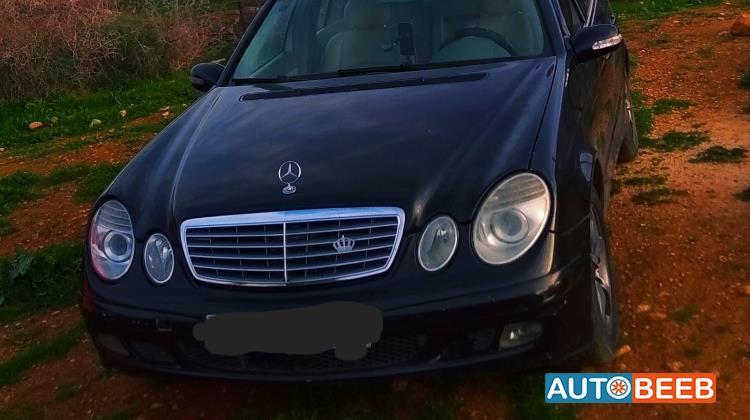 Mercedes Benz E220 2004