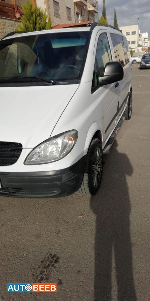 Minibus Mercedes Benz 2008