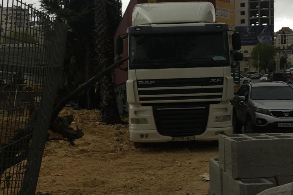 Tractor Unit DAF 2013
