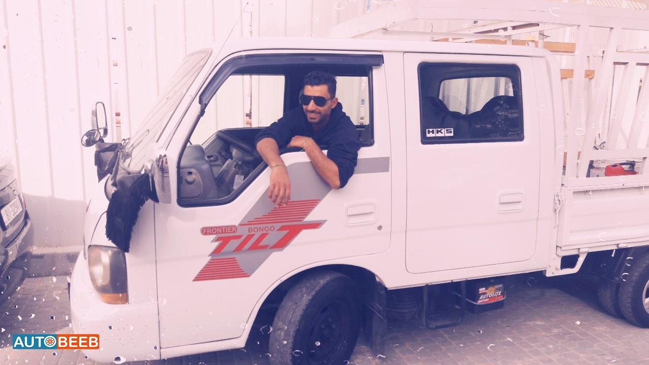 KIA Bongo 2002