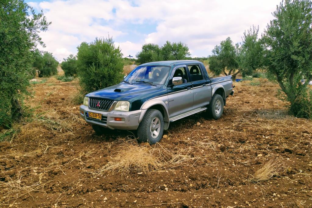 Mitsubishi L200 2003