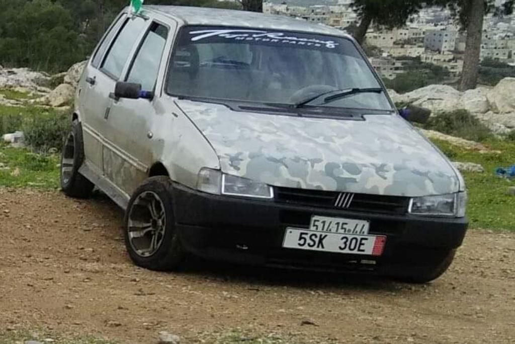 Fiat Uno 1984